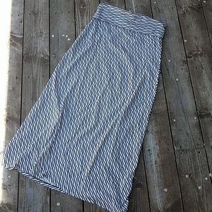 Like New Jones New York Maxi Skirt